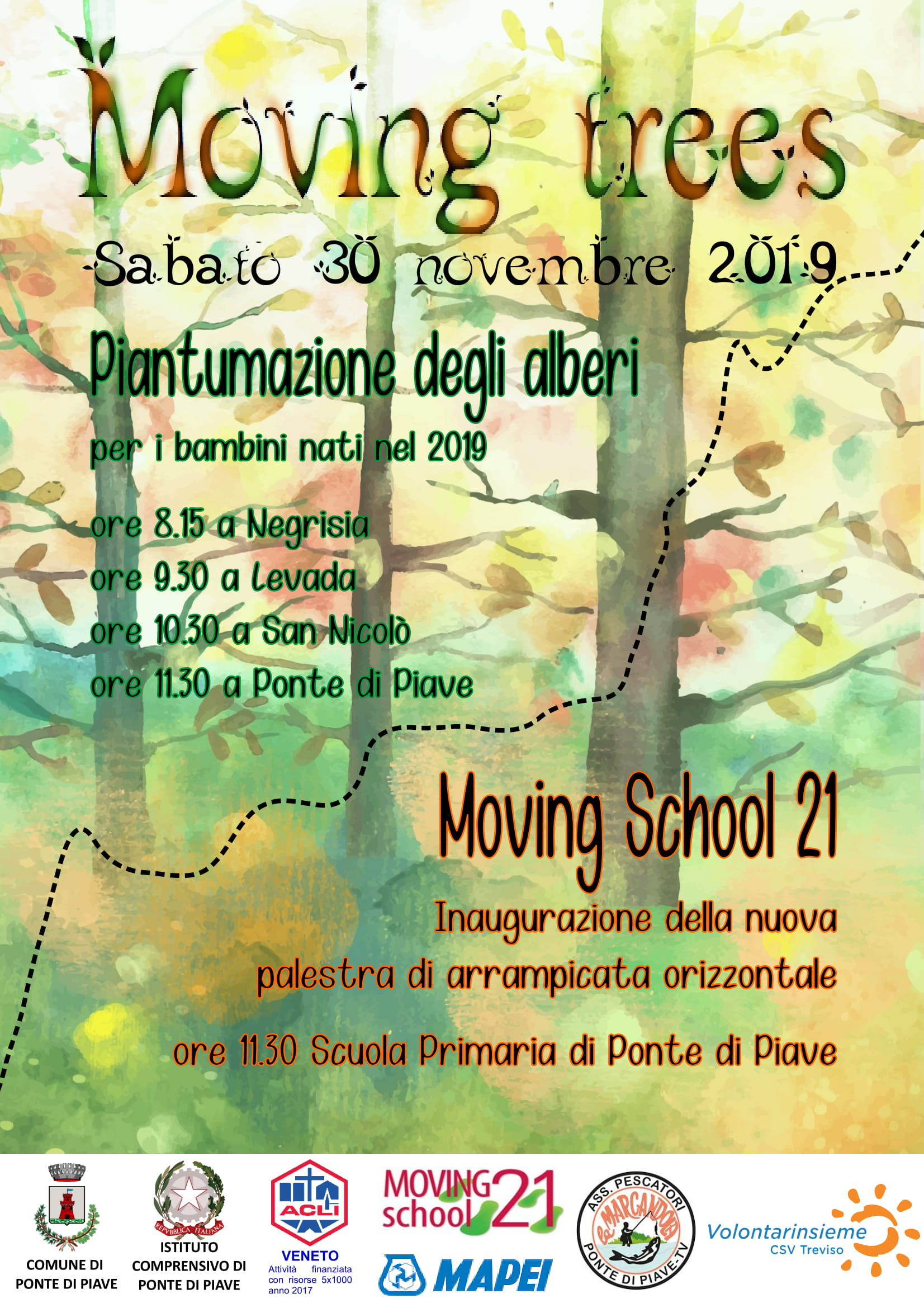 locandina moving trees